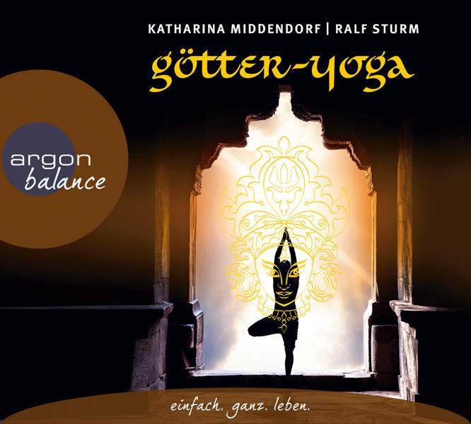 Götter-Yoga - Coverbild
