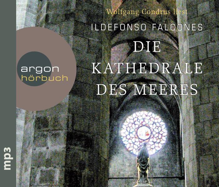 Die Kathedrale des Meeres - Coverbild