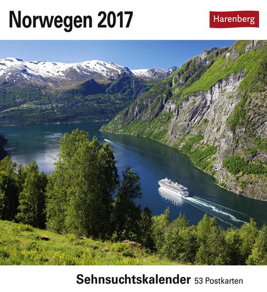 Norwegen - Kalender 2017 von Thomas Härtrich PDF Download