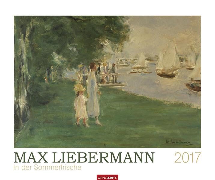 Max Liebermann - Kalender 2017 PDF Download
