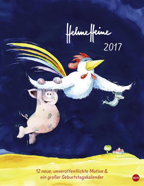 Helme Heine Edition - Kalender 2017 Laden Sie Das Kostenlose PDF Herunter