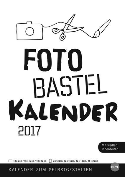 Bastelkalender 2017 weiß A4 - Kalender 2017 Laden Sie Das Kostenlose PDF Herunter