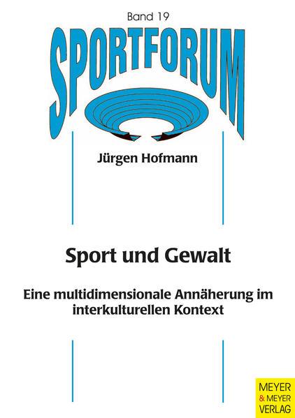 Sport und Gewalt - Coverbild