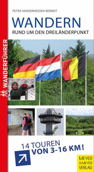 Wandern rund um den Dreiländerpunkt - Coverbild