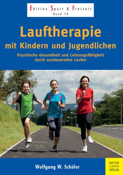Lauftherapie mit Kindern und Jugendlichen - Coverbild