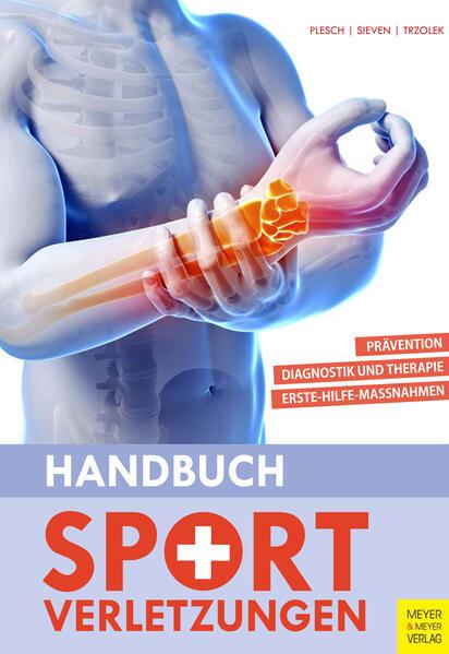 Handbuch Sportverletzungen - Coverbild