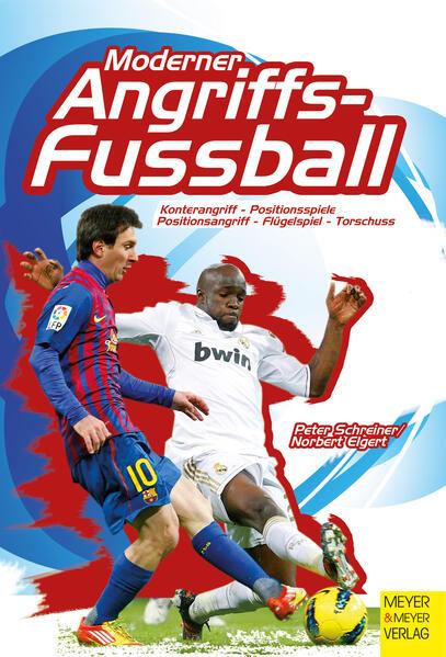 Moderner Angriffsfußball - Coverbild