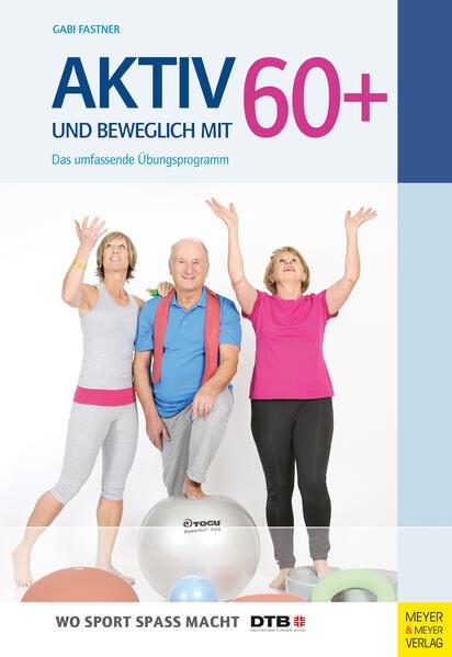 Aktiv und beweglich mit 60+ - Coverbild