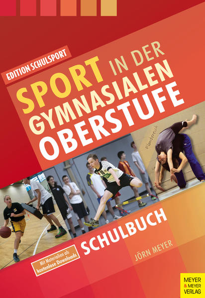 Sport in der gymnasialen Oberstufe - Coverbild