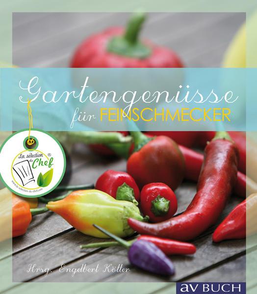 Gartengenüsse - Coverbild