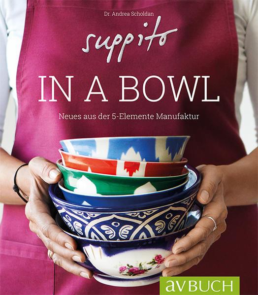 Suppito in a bowl - Coverbild