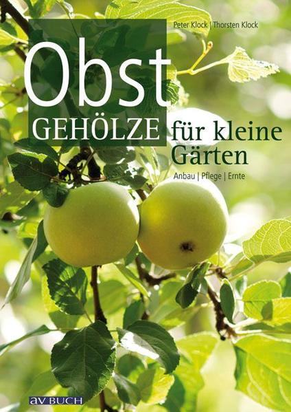 Obstgehölze für kleine Gärten - Coverbild