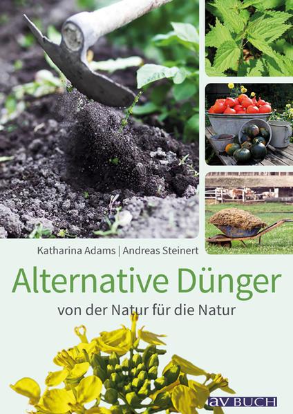 Alternative Dünger - Coverbild