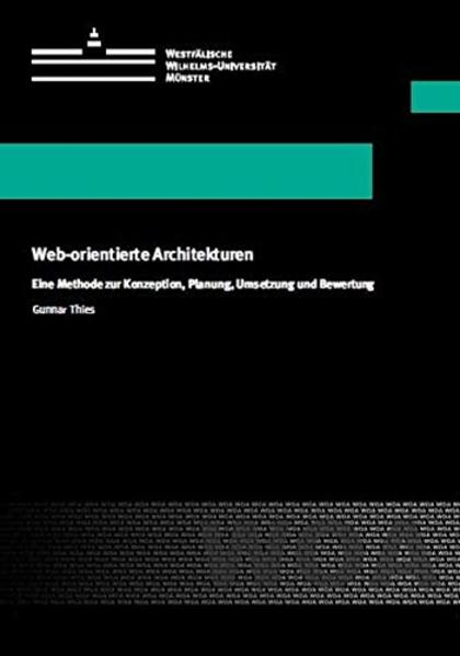 Web-orientierte Architekturen - Coverbild