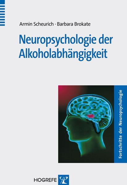 Neuropsychologie der Alkoholabhängigkeit - Coverbild