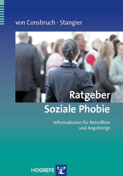 Ratgeber Soziale Phobie - Coverbild