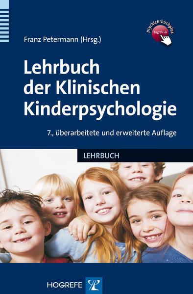 Lehrbuch der Klinischen Kinderpsychologie - Coverbild