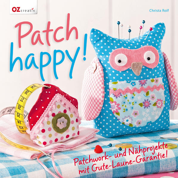 Patch happy! - Coverbild