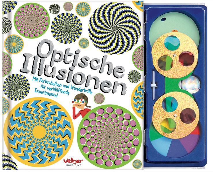 Optische Illusionen - Coverbild