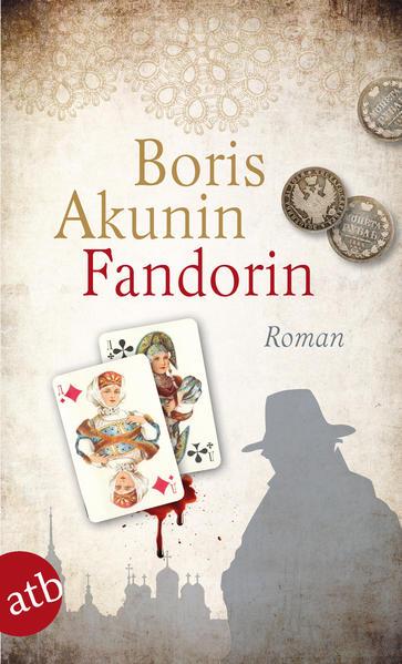 Fandorin - Coverbild