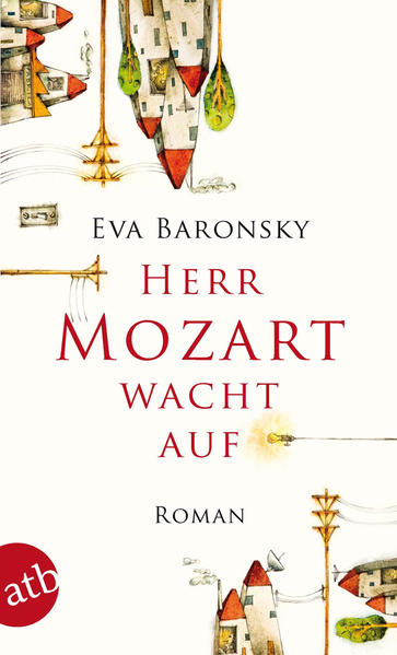 Herr Mozart wacht auf - Coverbild