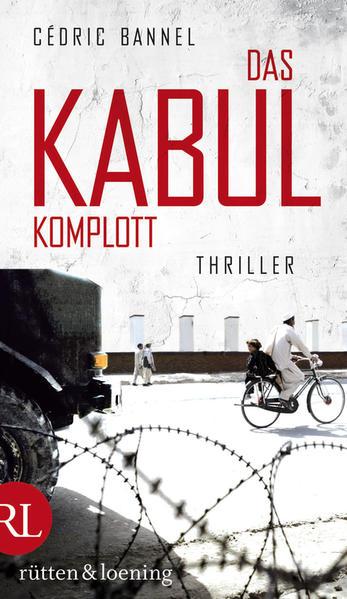 Das Kabul-Komplott - Coverbild