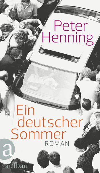 Ein deutscher Sommer - Coverbild