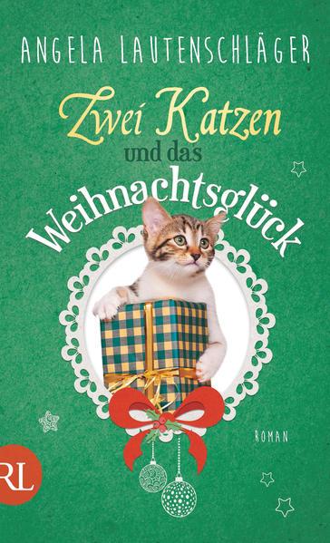 Zwei Katzen und das Weihnachtsglück - Coverbild