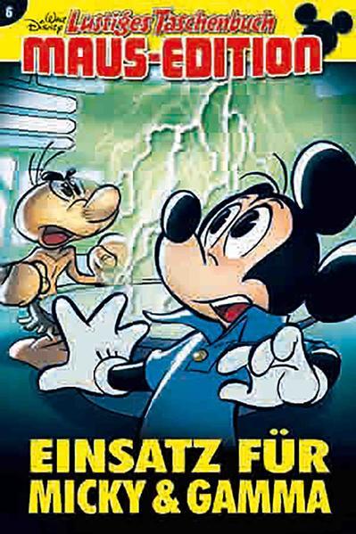 Lustiges Taschenbuch Maus-Edition 06 - Coverbild