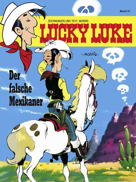 Lucky Luke 51 - Coverbild