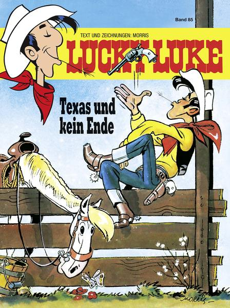 Lucky Luke 85 - Coverbild