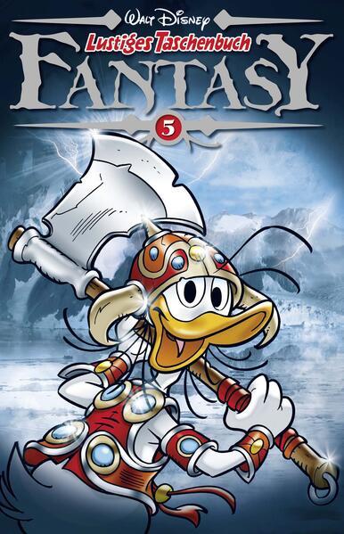 Lustiges Taschenbuch Fantasy 05 - Coverbild