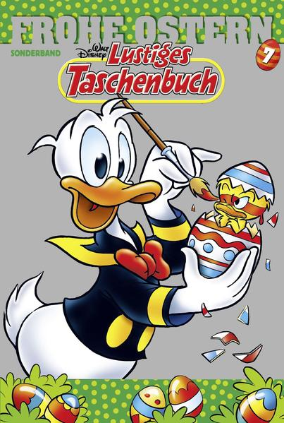 Lustiges Taschenbuch Frohe Ostern 07 - Coverbild