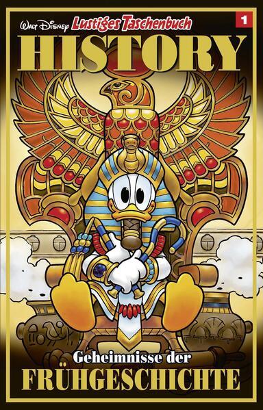 Lustiges Taschenbuch History 01 - Coverbild