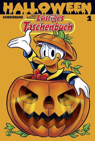 Lustiges Taschenbuch Halloween 01 - Coverbild