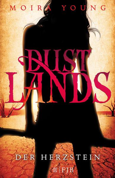 Dustlands - Der Herzstein - Coverbild