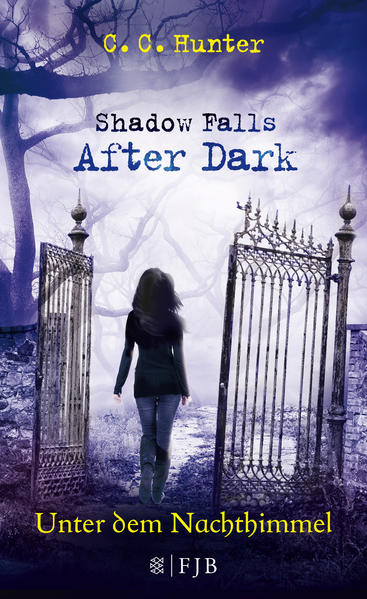 Shadow Falls - After Dark - Unter dem Nachthimmel - Coverbild