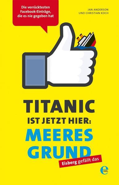 Titanic ist jetzt hier: Meeresgrund - Coverbild