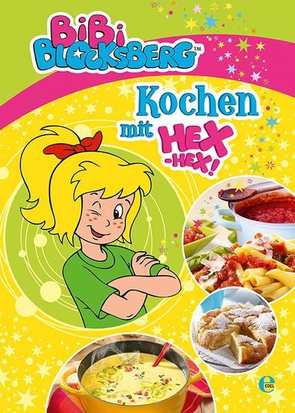 Kostenloser Download Bibi Blocksberg-Kochen mit Hex-hex! Epub