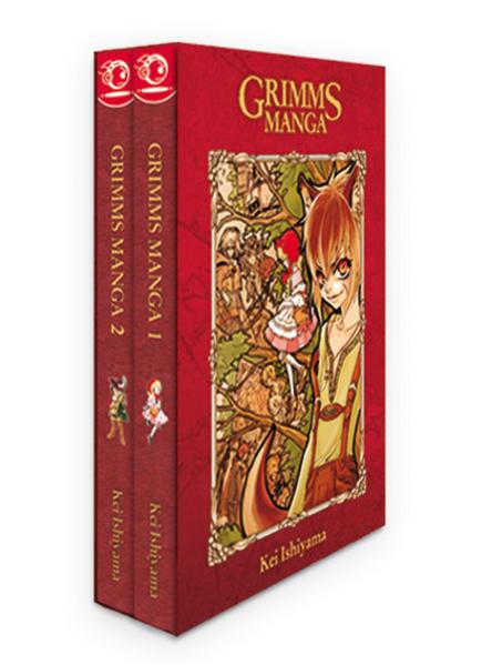 Grimms Manga Box - Coverbild