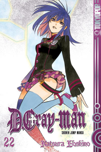 D.Gray-man 22 - Coverbild