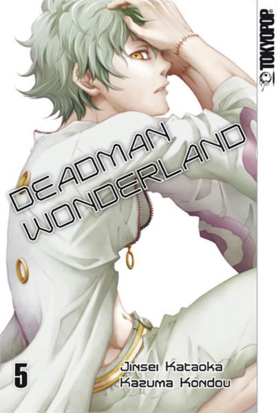 Deadman Wonderland 05 - Coverbild