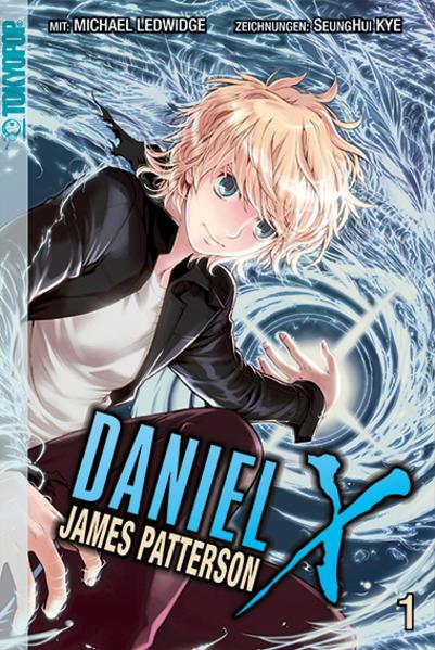 Daniel X 01 - Coverbild