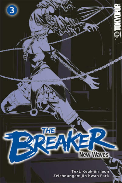 The Breaker - New Waves 03 - Coverbild
