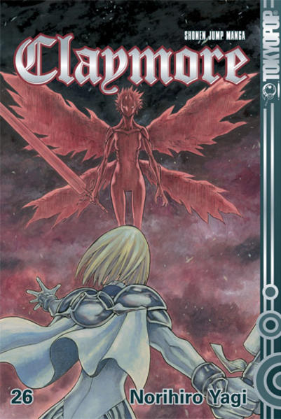 Claymore 26 - Coverbild