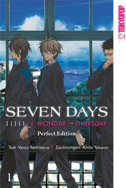 Seven Days Perfect Edition 01 - Coverbild