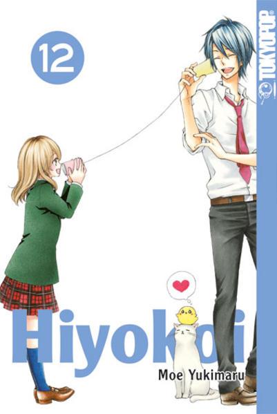 Hiyokoi 12 - Coverbild
