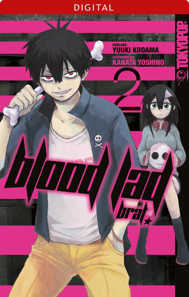 Blood Lad Brat 02 - Coverbild
