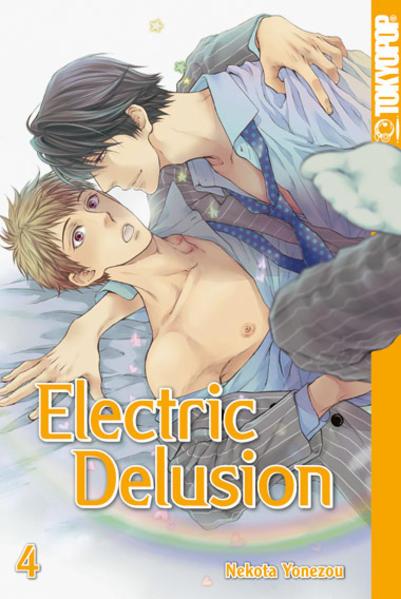 Electric Delusion 04 - Coverbild