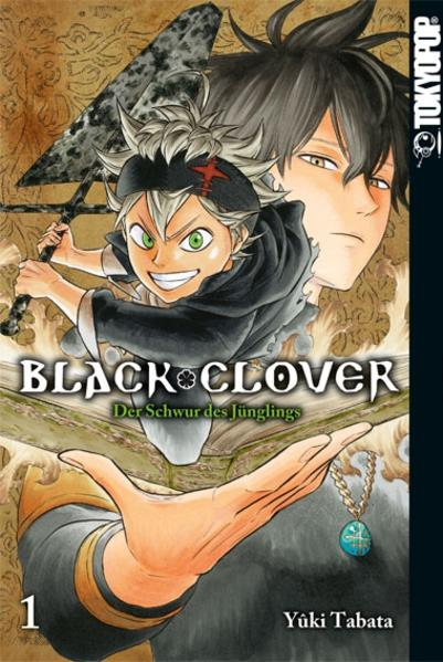 Black Clover 01 - Coverbild